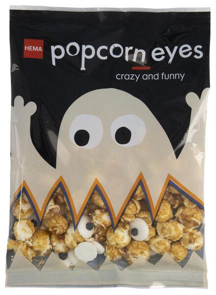 Popcorn karamel en ogen 55gram