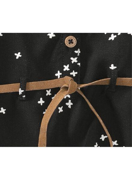 babyjurk zwart zwart - 1000008283 - HEMA
