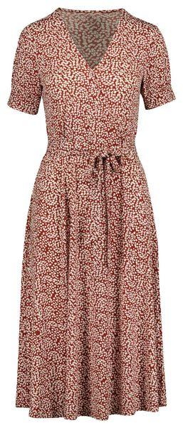 damesjurk bruin bruin - 1000019569 - HEMA