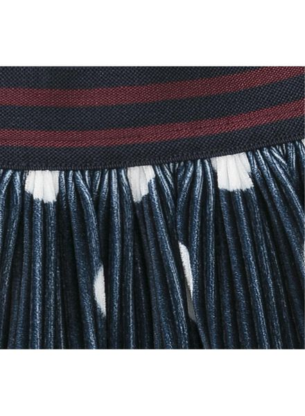 kinderrok donkerblauw donkerblauw - 1000008229 - HEMA