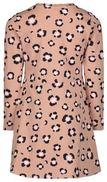 kinderjurk bloemen roze - 1000022119 - HEMA