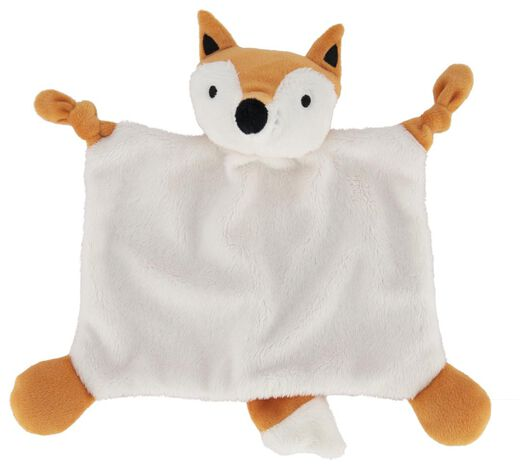 knuffeldoekje vos - 33500430 - HEMA