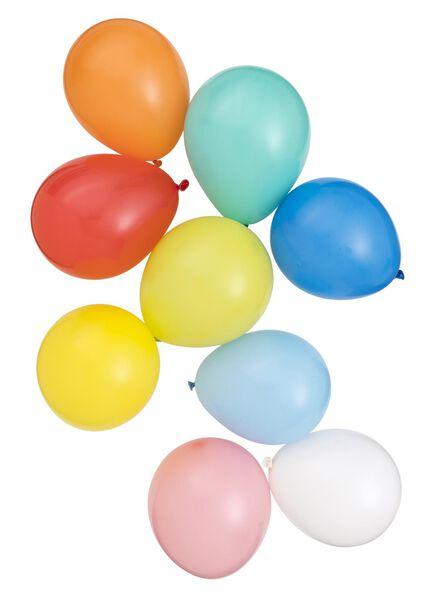 20-pak ballonnen - 14230009 - HEMA
