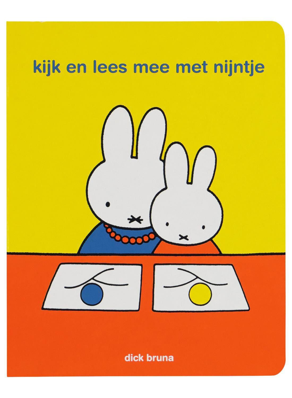 HEMA Nijntje-boek 'kijk En Lees Mee Met Nijntje'