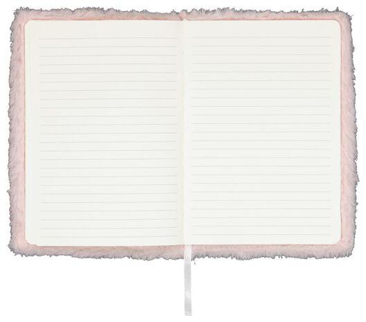 Notitieboek A5 fluffy letter Q