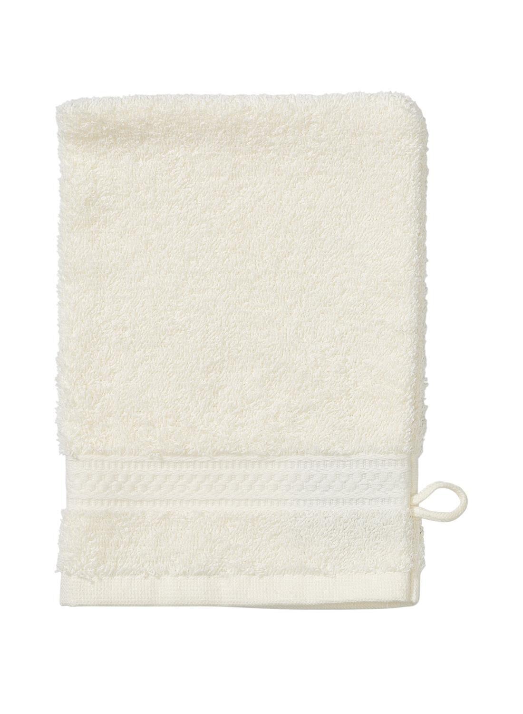 HEMA Washand - Zware Kwaliteit - Ecru Uni (ecru)