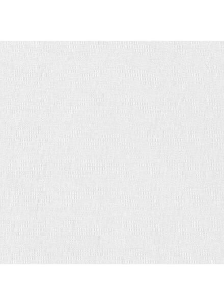 kant en klaar gordijn met ringen wit - 7632117 - HEMA