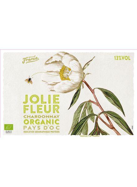 Jolie Fleur Chardonnay biologisch - wit - 17373066 - HEMA