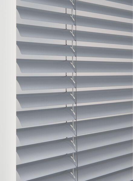 jaloezie aluminium zijdeglans 50 mm - 7420041 - HEMA