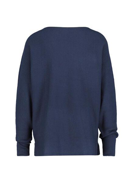 damestrui donkerblauw donkerblauw - 1000015476 - HEMA