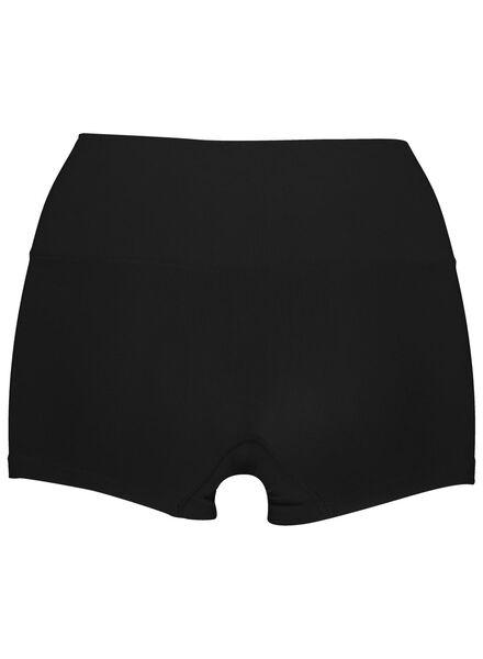 damesboxer corrigerend zwart zwart - 1000015282 - HEMA