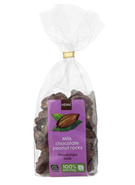 melkchocolade pindarotsjes - 10311035 - HEMA