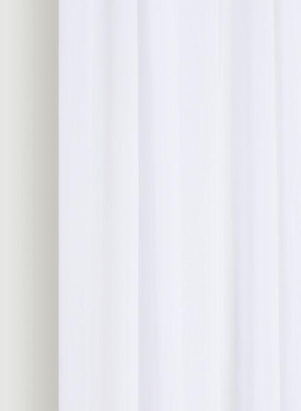 gordijnstof voile basic wit - 7220701 - HEMA