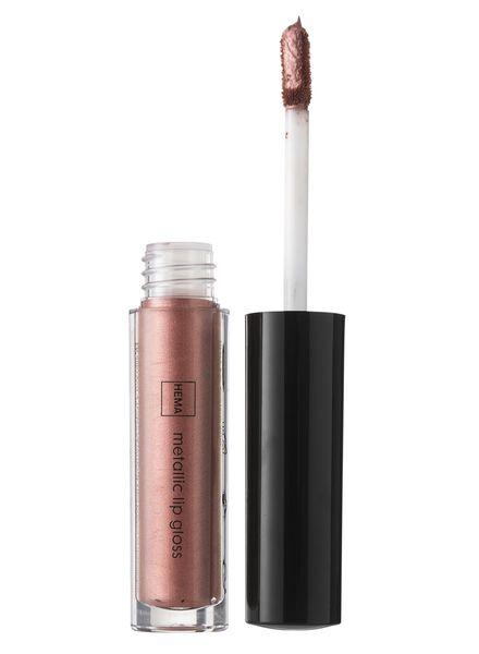metallic lipgloss chrushing copper - 11231103 - HEMA