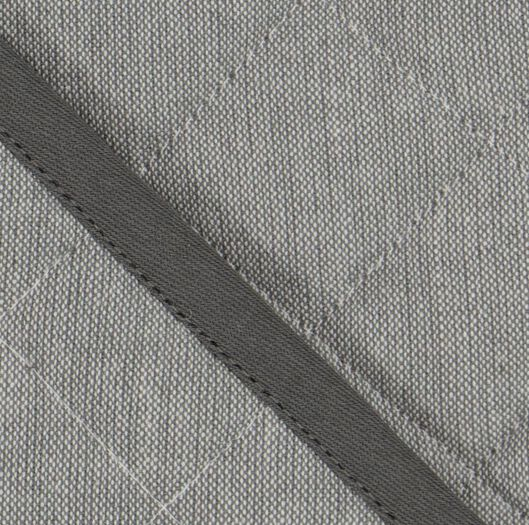 pannenlap - 21 x 21 - katoen - grijs - 5420004 - HEMA