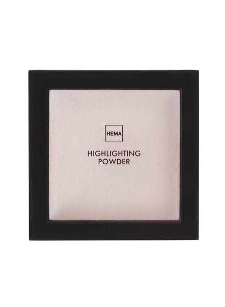 highlighting powder starlight - 11294901 - HEMA