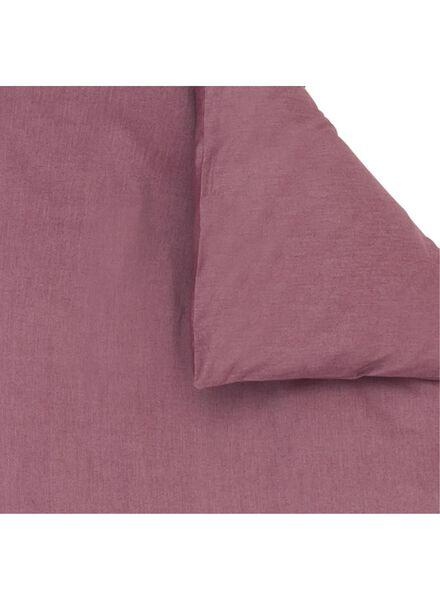 soft cotton dekbedovertrek 240 x 200 cm - 5791197 - HEMA