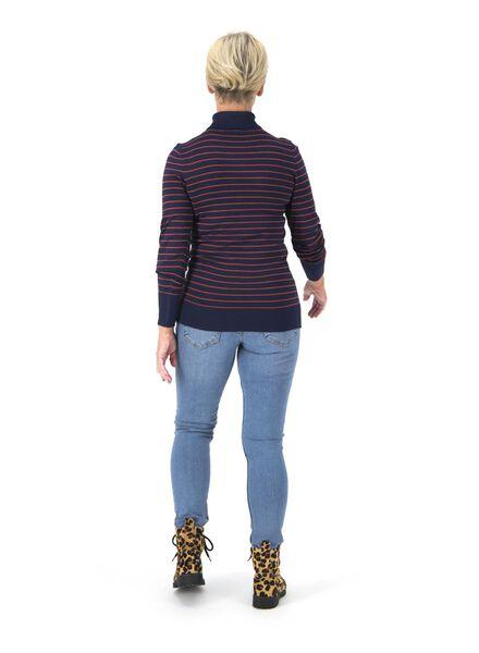 dames coltrui donkerblauw - 1000015664 - HEMA