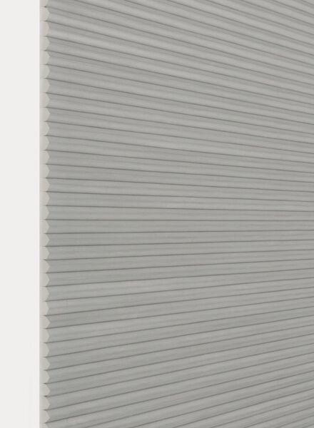 plissé dubbel lichtdoorlatend / witte achterzijde 25 mm - 7430003 - HEMA