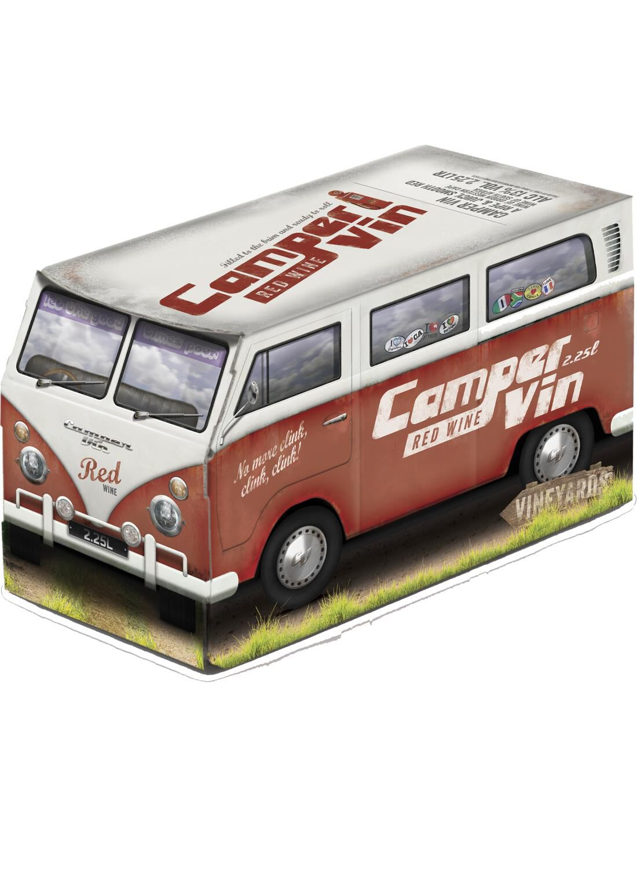 HEMA Campervin Rood - 2,25 L