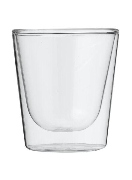HEMA Dubbelwandig Glas 150ml