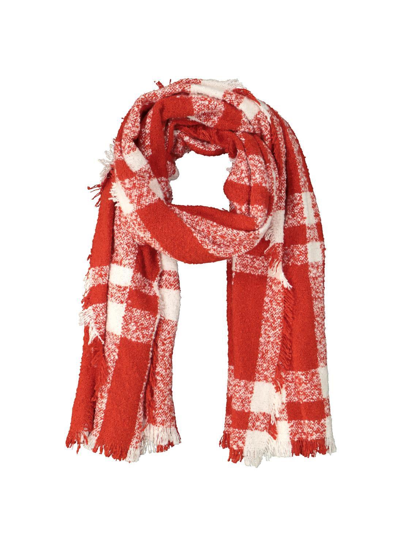 HEMA Damessjaal (rood)