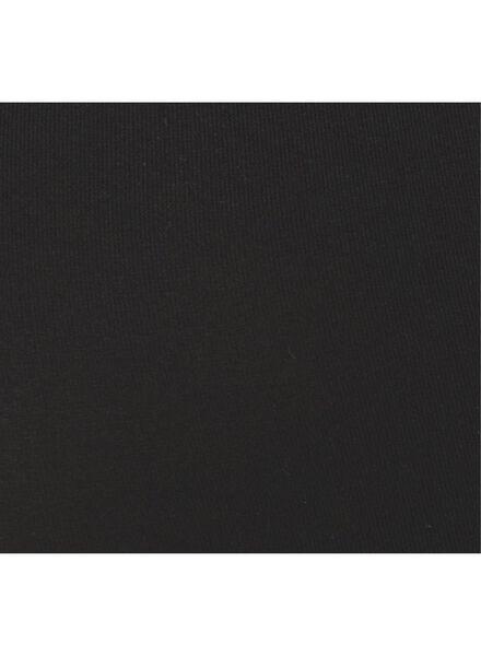 zwangerschapsslip zwart L - 21500243 - HEMA