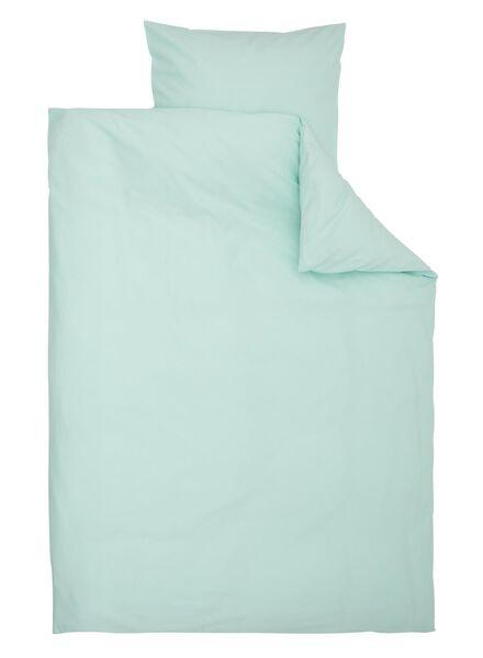 soft cotton dekbedovertrekset 140 x 200 cm - 5700068 - HEMA