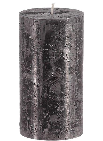 rustieke kaars 7 x 13 cm - 13500711 - HEMA