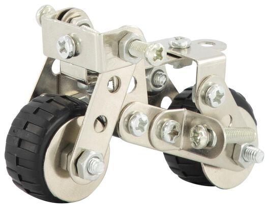 constructieset motor metaal - 15190311 - HEMA