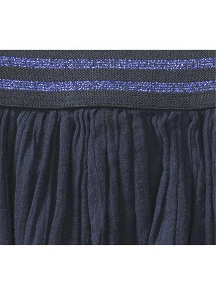 kinderrok donkerblauw - 1000009061 - HEMA