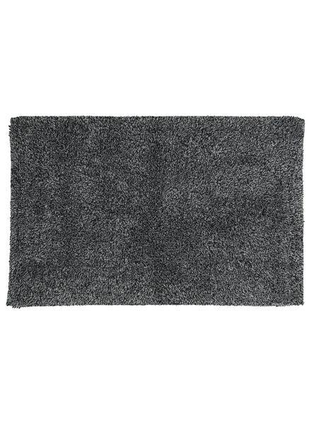 badmat - 50 x 85 cm - hotel extra zacht - donkergrijs - 5210001 - HEMA