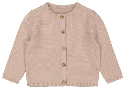 babyvest roze 92 - 33003846 - HEMA