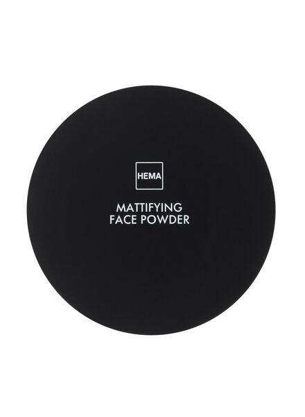 mattifying face powder neutral light - 11294723 - HEMA