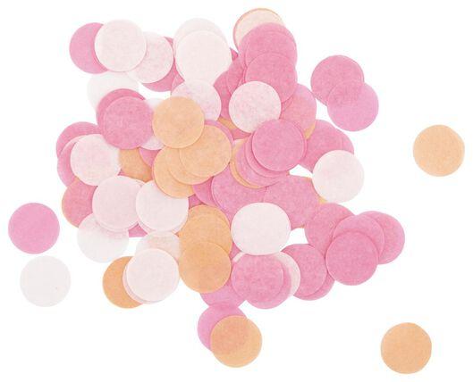 confetti roze - 14280136 - HEMA