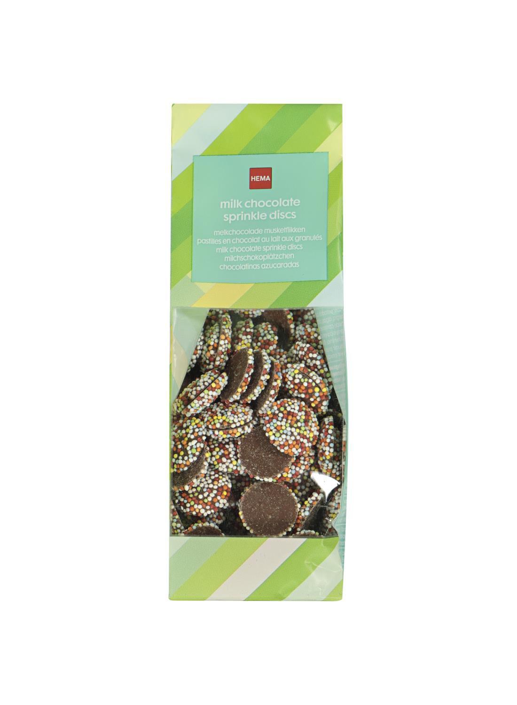 HEMA Mini Melkchocolade Musketflikken