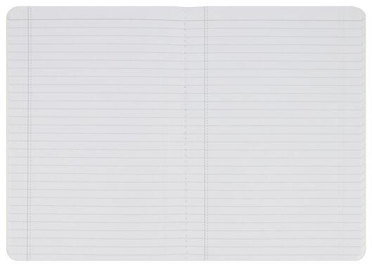 schriften A5 gelinieerd - 3 stuks - 14100122 - HEMA