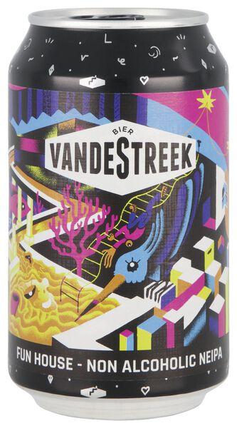 Van de Streek Fun House IPA alcoholarm 33cl - 17420004 - HEMA