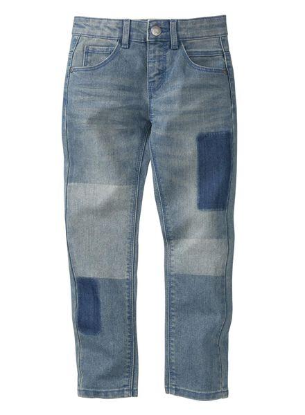 kinderbroek donkerblauw donkerblauw - 1000008262 - HEMA