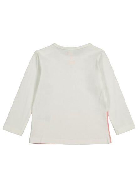 baby t-shirt roze roze - 1000014265 - HEMA