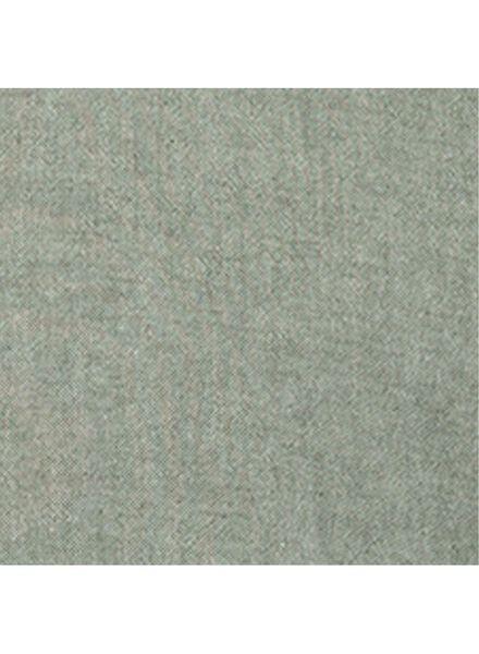 herenoverhemd groen groen - 1000016759 - HEMA