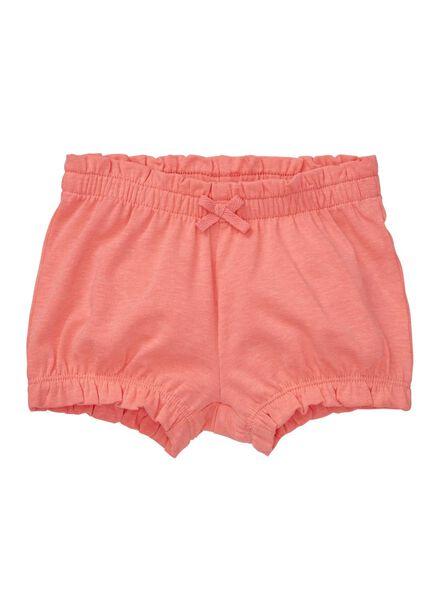 2-pak baby shorts multi multi - 1000013002 - HEMA