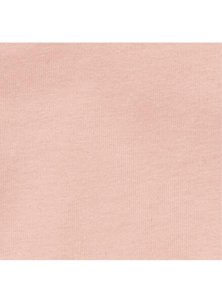 baby t-shirt roze roze - 1000008678 - HEMA