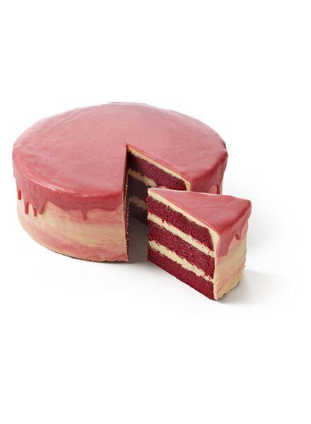 dripcake red velvet 24 p. - 6330015 - HEMA