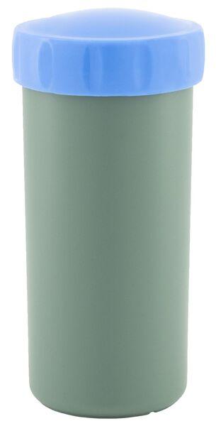 drinkbeker met deksel 300 ml - 80610317 - HEMA