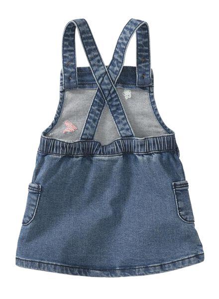 baby jurk denim - 1000008309 - HEMA