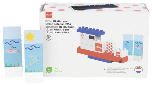 bio bouwset HEMA boot - 15120041 - HEMA