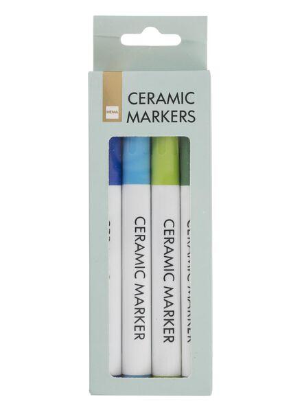 4-pak keramiekstiften - 60100443 - HEMA