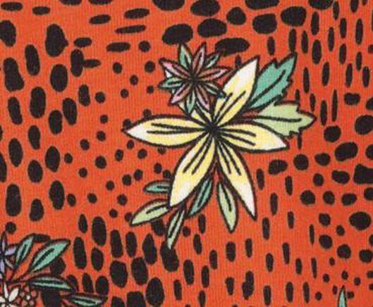 kinderjurk rood 86/92 - 30814344 - HEMA