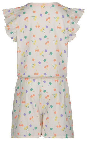 kinder jumpsuit pyjama mintgroen mintgroen - 1000019301 - HEMA